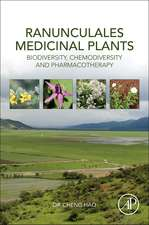 Ranunculales Medicinal Plants: Biodiversity, Chemodiversity and Pharmacotherapy