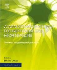 Advanced Nanomaterials for Inexpensive Gas Microsensors