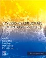 Advanced Nanostructures for Environmental Health
