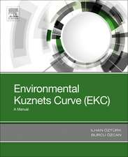 Environmental Kuznets Curve (EKC): A Manual