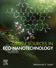 Green Sources in Eco-nanotechnology