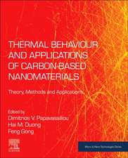 Thermal Behaviour and Applications of Carbon-Based Nanomaterials: Theory, Methods and Applications