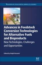 Advances in Feedstock Conversion Technologies for Alternative Fuels and Bioproducts