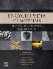 Encyclopedia of Materials: Technical Ceramics and Glasses