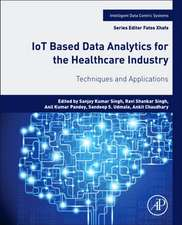 IoT-Based Data Analytics for the Healthcare Industry