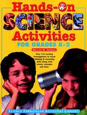 Hands-On Science Activities for Grades K-2:  Introduction to ANSI C for Engineers and Scientists and Intro MATLAB for Engineers and Scientist Package - Introductio