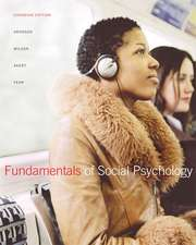 Fundamentals of Social Psychology with Gradetracker 1st Canadian Edition