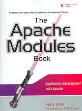The Apache Modules Book