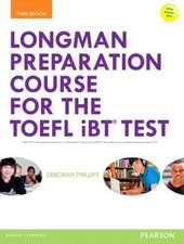 Longman Preparation Course for the TOEFL(R) Ibt Test, with Myenglishlab and Online Access to MP3 Files and Online Answer Key:  An Introduction to the World's Fastest Growing Market