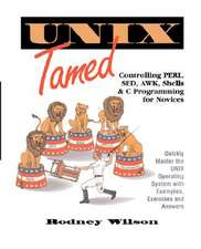 Unix Tamed