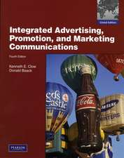 Integrated Advertising, Promotion and Marketing Communications: Global Edition