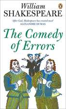 Shakespeare, W: The Comedy of Errors