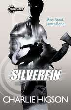 Young Bond: SilverFin
