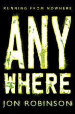 Anywhere (Nowhere Book 2)