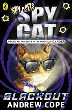 Spy Cat: Blackout