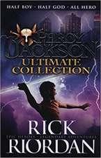 Percy Jackson, Complete Series Box Set