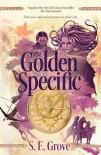 The Golden Specific:  Book #2