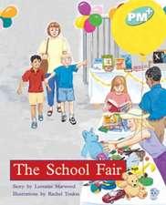 The School Fair PM PLUS Level 18 Turquoise
