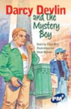 Darcy Devlin and the Mystery Boy PM Plus Chapter A Sapphire: PM Plus Chapter Books Sapphire for Set A