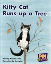 Kitty Cat Runs up a Tree PM GEMS Yellow Levels 6,7,8