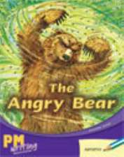 The Angry Bear PM Writing 1 Blue/Green 11/12