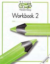 Nelson Handwriting - Workbook 2 (X8)