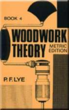 Woodwork Theory - Book 4 Metric Edition