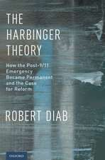 The Harbinger Theory: How the Post-9/11 Emergency Became Permanent and the Case for Reform