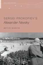 Sergei Prokofiev's Alexander Nevsky