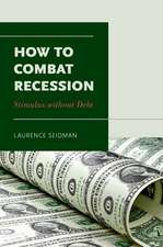How to Combat Recession: Stimulus without Debt