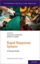Rapid Response System: A Practical Guide