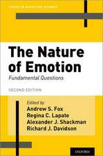 The Nature of Emotion: Fundamental Questions, Second Edition