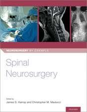 Spinal Neurosurgery