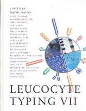 Leucocyte Typing VII