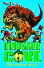 Dinosaur Cove: Clash of the Monster Crocs