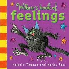 Wilbur's Book of Feelings
