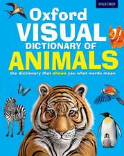 Oxford Visual Dictionary of Animals