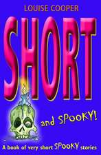 Short and Spooky!: A book of very short spooky stories