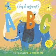 Tim Hopgood's ABC Board Book