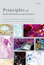 Principles of Rock Deformation and Tectonics
