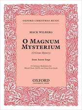 O Magnum Mysterium (O Great Mystery)