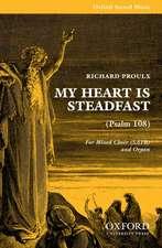 My heart is steadfast (Psalm 108)