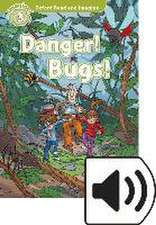 Oxford Read and Imagine: Level 2: Danger! Bugs! Audio Pack