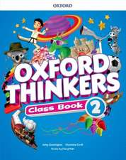 Oxford Thinkers: Level 2: Class Book