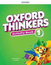 Oxford Thinkers: Level 1: Activity Book