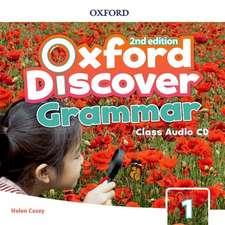 Oxford Discover: Level 1: Grammar Class Audio CDs