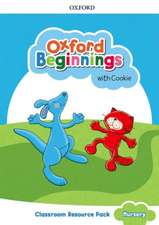 Oxford Beginnings with Cookie: Classroom Resource Pack