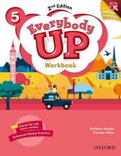 Everybody Up: Level 5: Workbook with Online Practice: Linking your classroom to the wider world