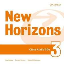 New Horizons: 3: Class CD