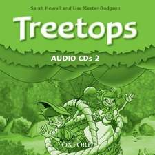 Treetops 2: Class Audio CDs (2)